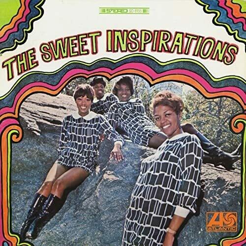"The Sweet Inspirations ""The Sweet Inspirations"" VG+ 1967/re."