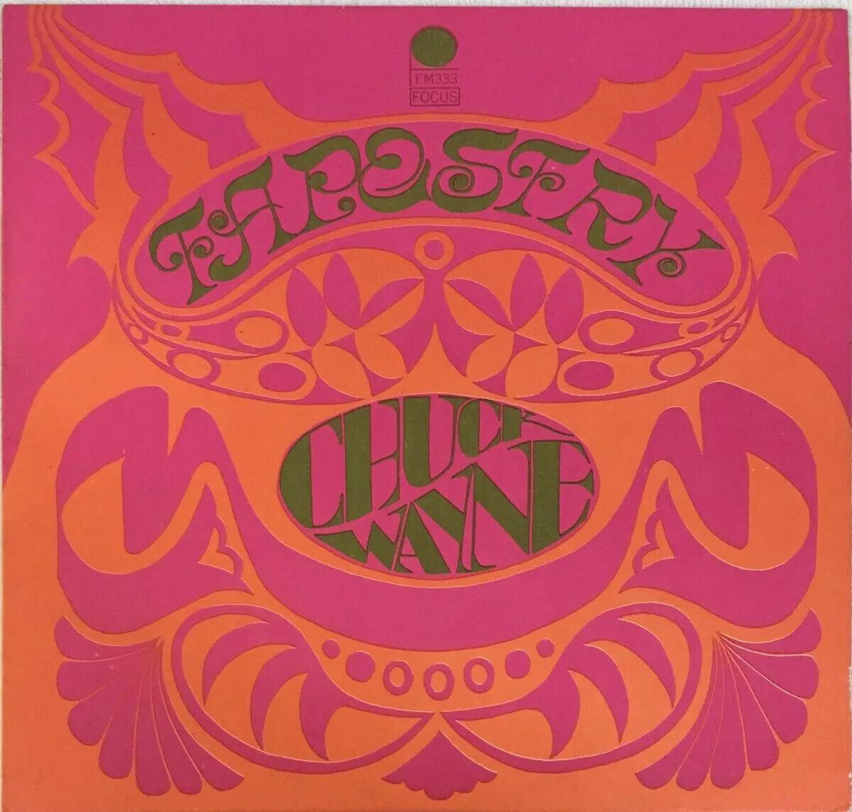 "The Chuck Wayne Trio ""Tapestry"" VG+ 1964 *MONO* {promo}"