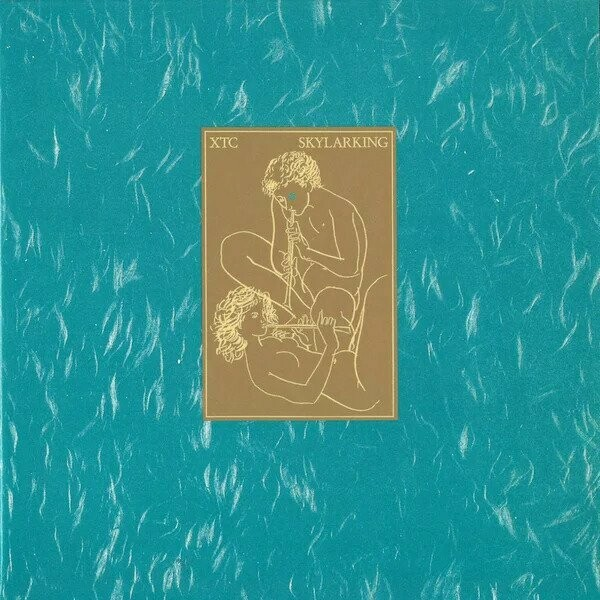 "XTC ""Skylarking"" NM- 1986"
