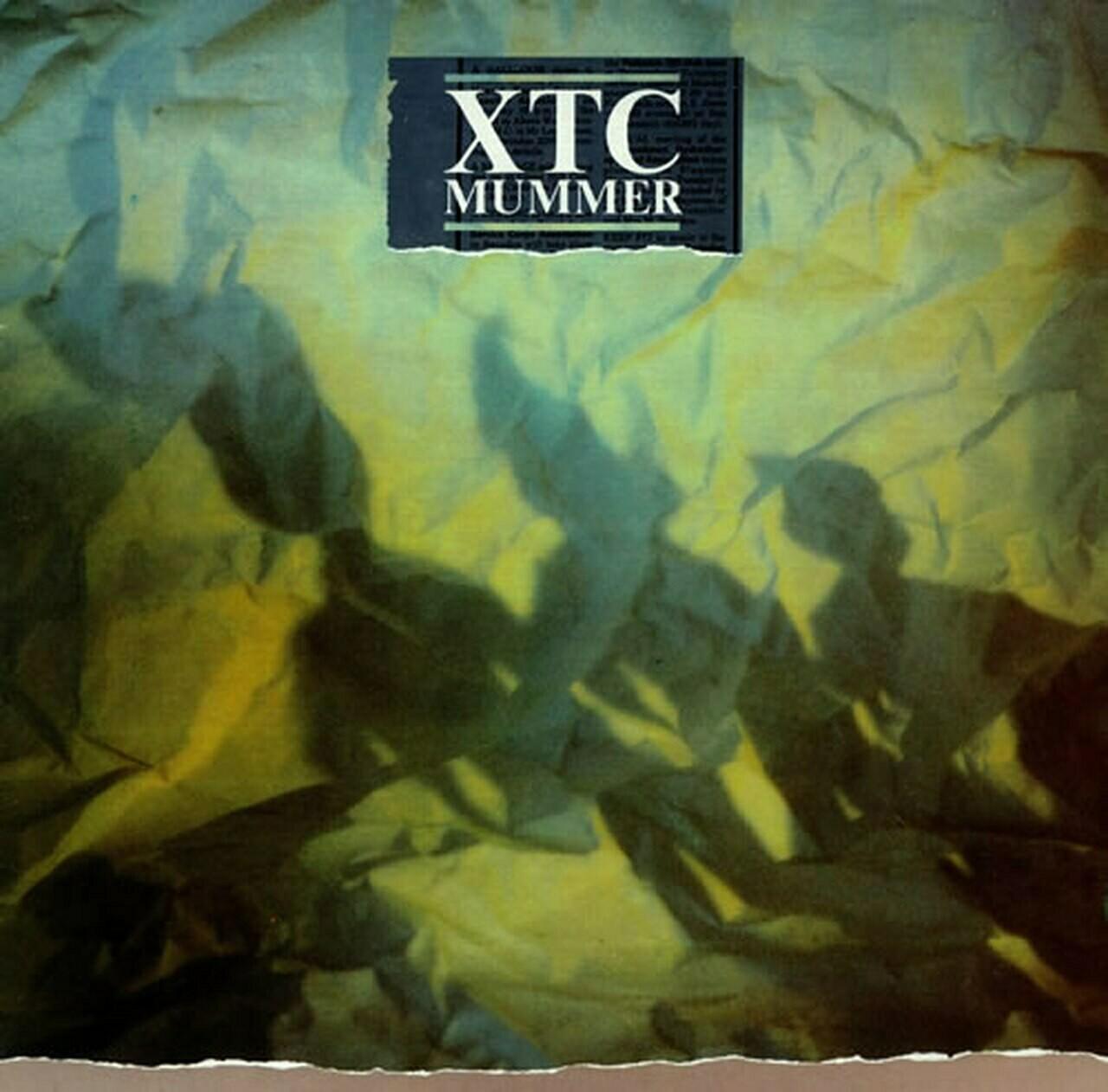 """XTC """"Mummer"""" VG+ 1983 *SW/DNAP*"""