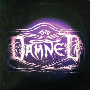 "The Damned ""The Black Album"" NM- 1980/re.1982"