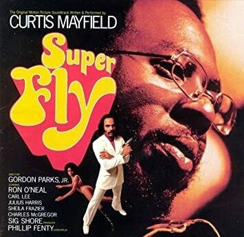 "Curtis Mayfield ""Superfly"" (G) 1972"