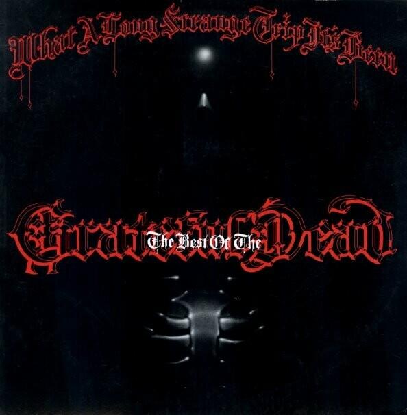 """Grateful Dead """"What A Long Strange Trip It's Been"""" VG 1977 {2xLPs!}"""