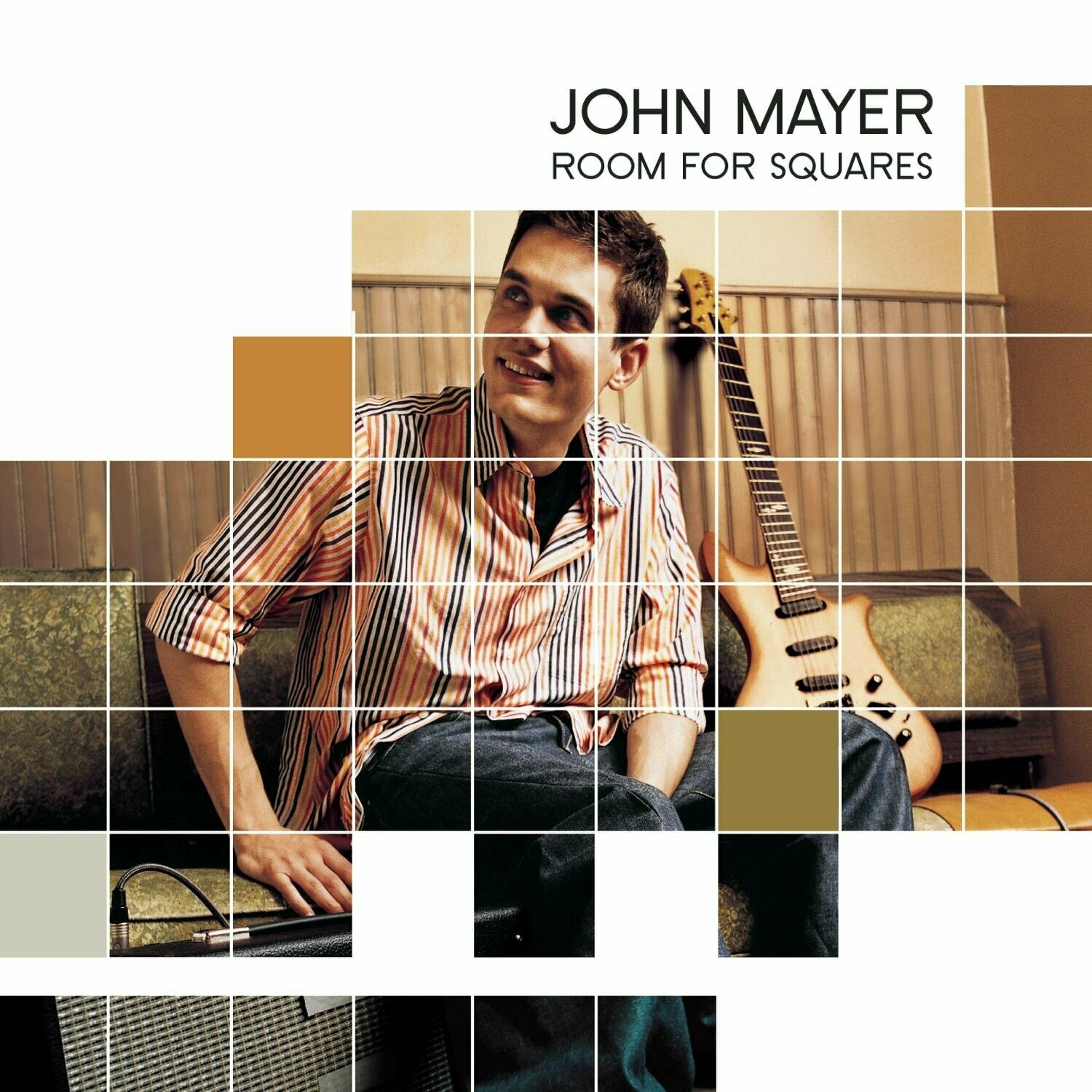 "John Mayer ""Room For Squares"""