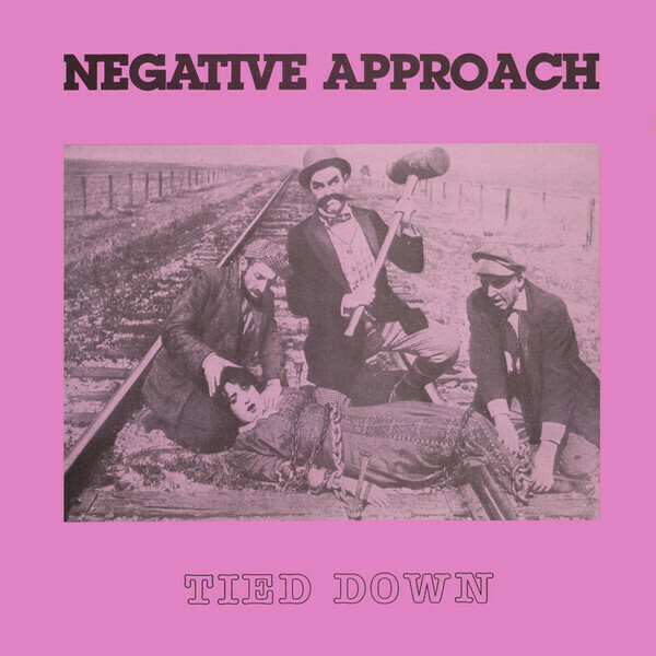 """Negative Approach """"Tied Down"""""""