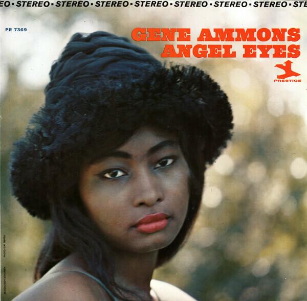 """Gene Ammons """"Angel Eyes"""" VG+ 1965 *MONO*"""