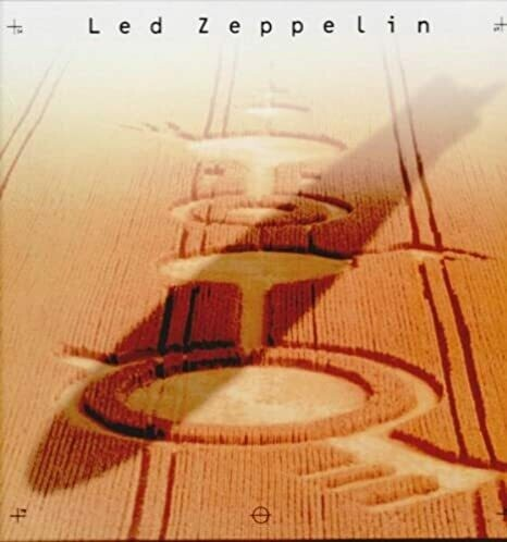 "Led Zeppelin ""Led Zeppelin Box Set"" 1990 {4xCassettes+booklet}"