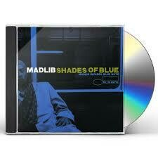 "Madlib ""Shades Of Blue"" *CD* 2003"