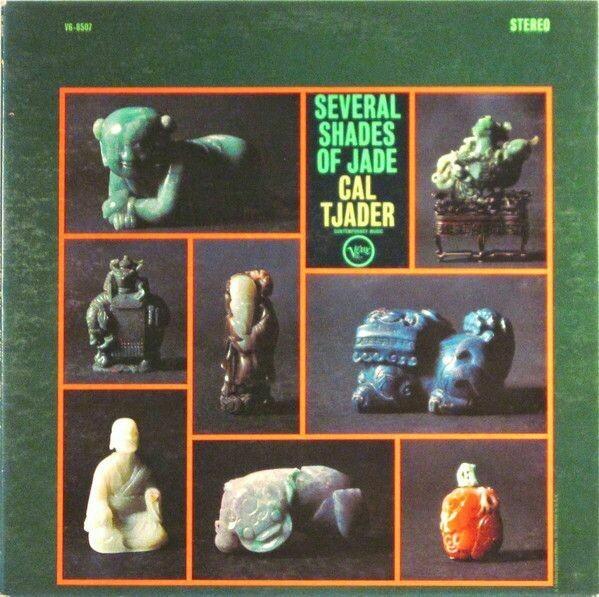 """Cal Tjader """"Several Shades Of Jade"""" VG+ 1963"""