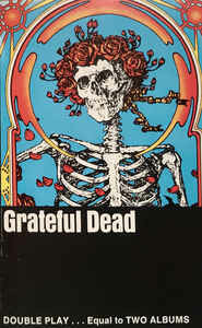 "Grateful Dead ""Grateful Dead"" *TAPE* 1971/re."