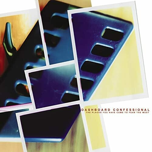 """Dashboard Confessional """"The Places You Have Come To Fear The Most"""""""