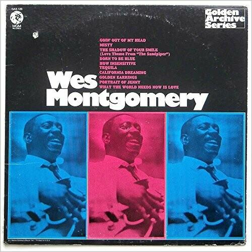 "Wes Montgomery ""Golden Archive Series"" EX+ 1970"