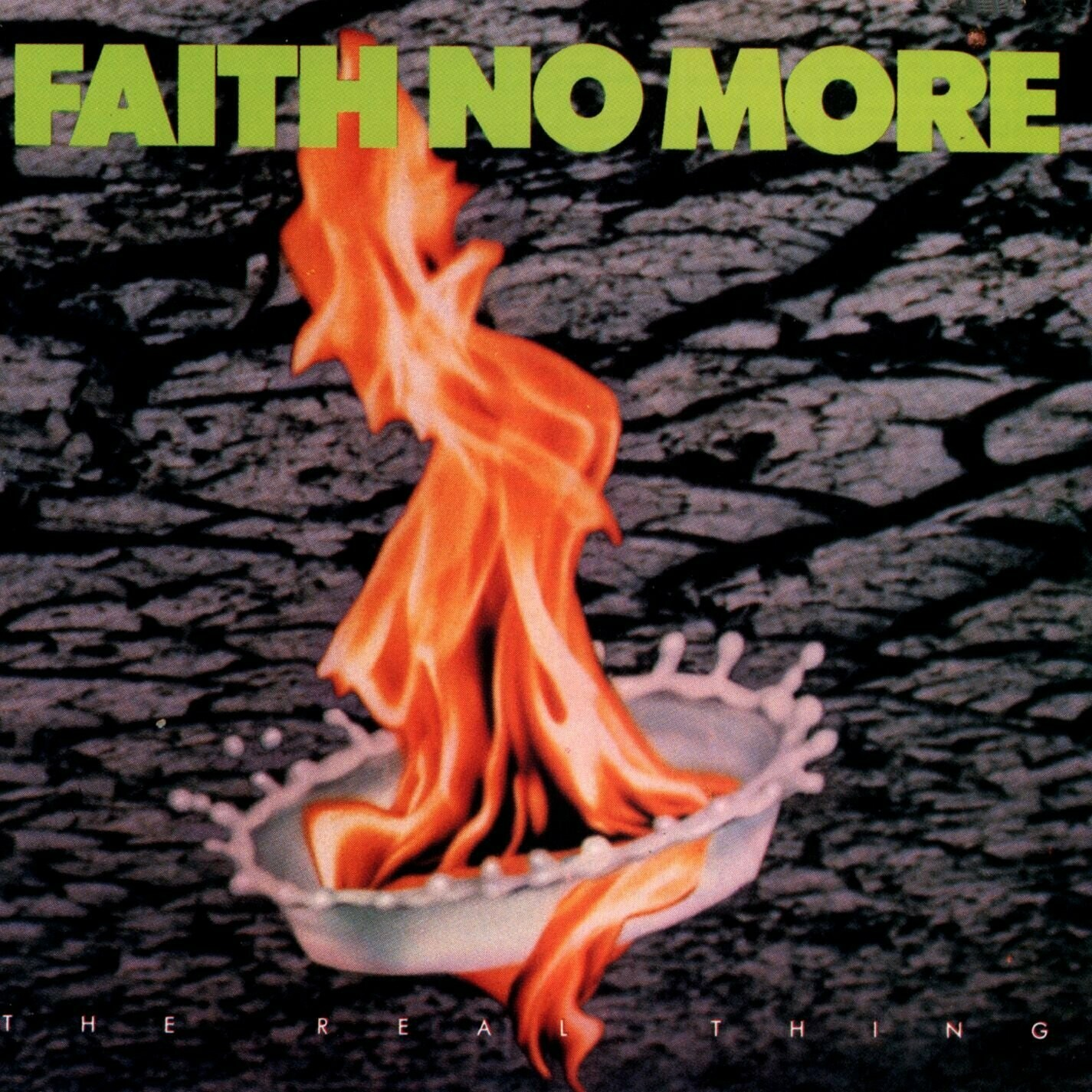 """Faith No More """"The Real Thing"""""""