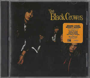 "The Black Crowes ""Shake Your Money Maker"" *CD* 1994"