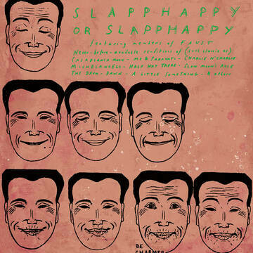 "SLAPP HAPPY ""OUR SWIMMER"" *RSD 2020* {ltd. ed. 1,000}"
