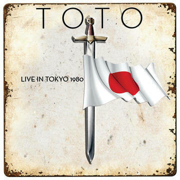 """TOTO """"LIVE IN TOKYO 1980"""" *RSD 2020*"""