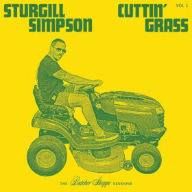 "Sturgill Simpson ""Cuttin' Grass"" *BLACK VINYL*"