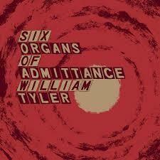 "Six Organs Of Admittance / William Tyler ""Parallelogram"" NM 2015"