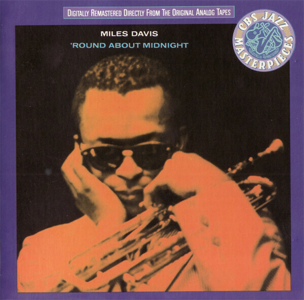 "Miles Davis ""Round About Midnight"" EX+ 1957/re.1987 *MONO*"
