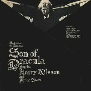 "Harry Nilsson ""Son Of Dracula"" EX+ 1974"