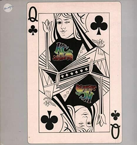"KC & The Sunshine Band ""Do It Good"" VG 1976 *off-center press*"