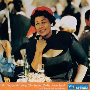 """Ella Fitzgerald """"...Sings The Irving Berlin Song Book"""" EX+ 1958 {2xLPs!}"""