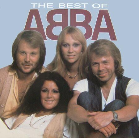 "Abba ""The Best Of Abba"" VG 1984"