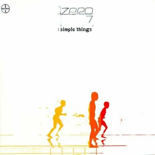 "Zero 7 ""Simple Things"" *CD* 2001"