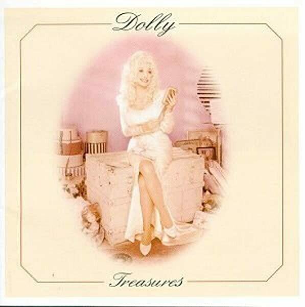"""Dolly Parton """"Treasures"""" *CD* 1996"""