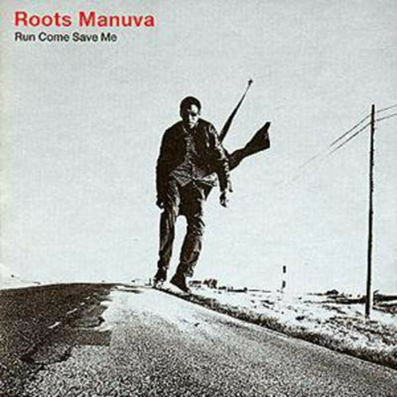 """Roots Manuva """"Run Come Save Me"""" *CD* 2001"""