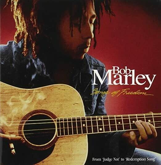 "Bob Marley ""Songs Of Freedom"" *CD* 1999 {4xCDs!}"
