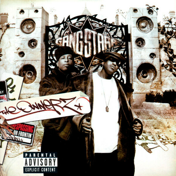 """Gang Starr """"The Ownerz"""" *CD* 2003"""