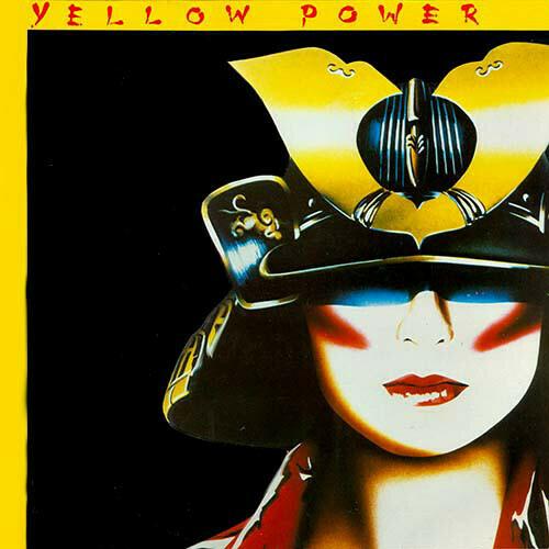 """Yellow Power """"Yellow Power"""" NM- 1982"""