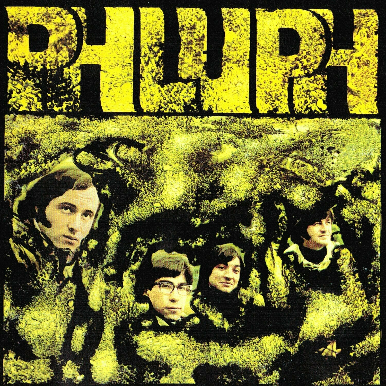 "Phluph ""Phluph"" VG+ 1968 *MONO* {PROMO}"