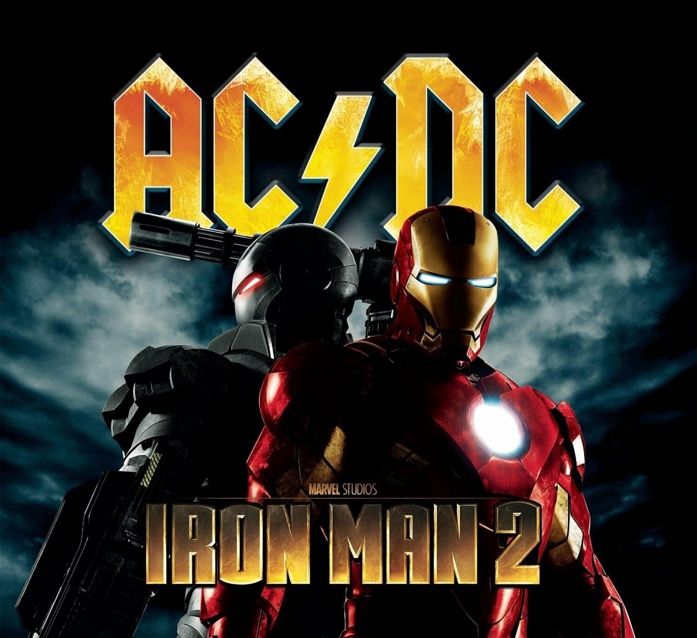 "AC/DC ""Iron Man 2"" *CD+DVD* 2010"