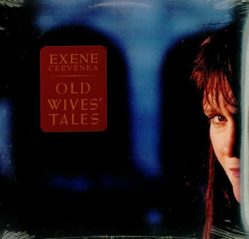 "Exene Cervenka ""Old Wives' Tales"" NM- 1989"