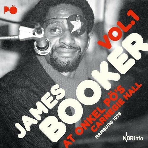 "James Booker ""At Onkel Po's Carnegie Hall"""