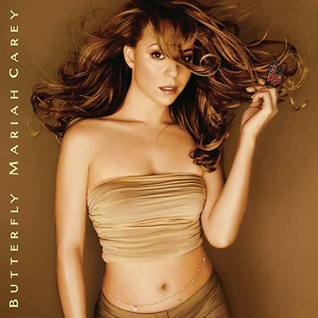 "Mariah Carey ""Butterfly"""