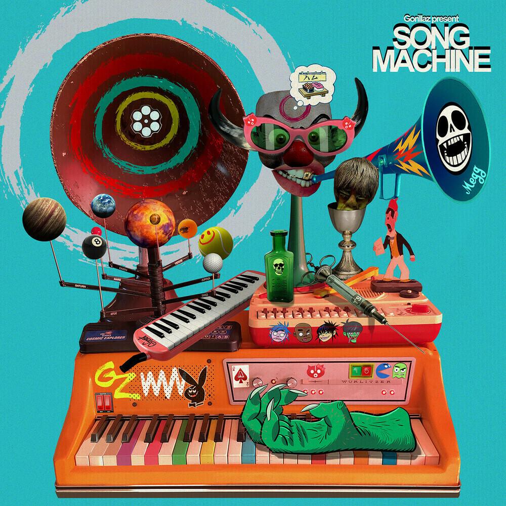 "Gorillaz ""Song Machine"" *Indie Exclusive*"