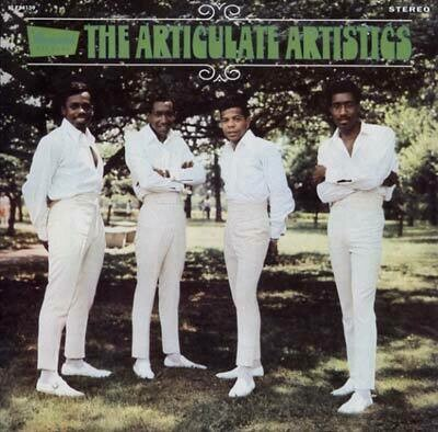 "The Artistics ""The Articulate Artistics"" EX+ 1968"