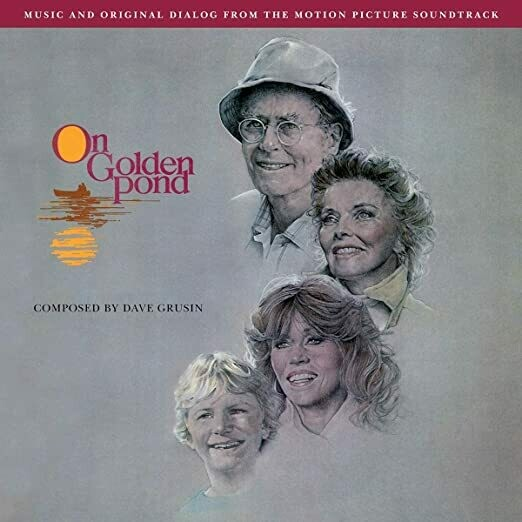 "Dave Grusin ""On Golden Pond (OST)"" VG+ 1982"