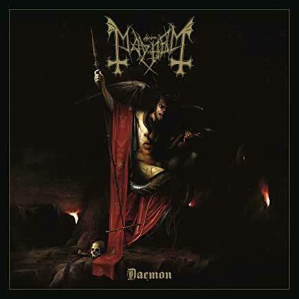"""Mayhem """"Daemon"""""""