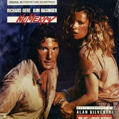 "Alan Silvestri ""No Mercy (OST)"" EX+ 1989 *SW/DNAP*"