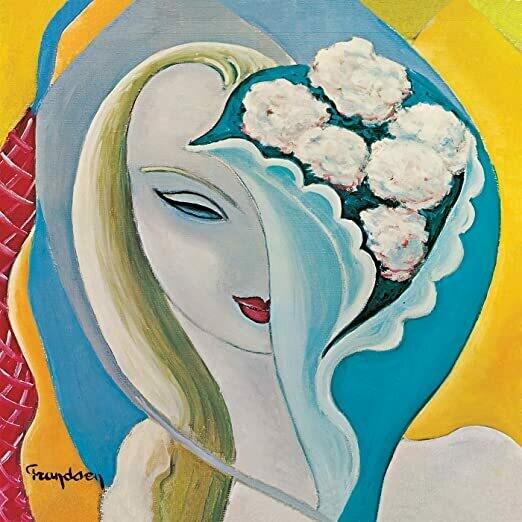 """Derek & The Dominoes """"Layla"""" VG+ 1971 {2xLPs!}"""