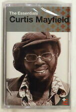 "{DSCGS} Curtis Mayfield ""The Essentials"" *TAPE* 2002"