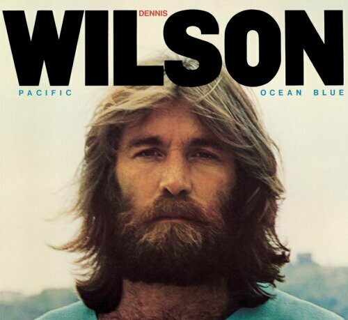 "Dennis Wilson ""Pacific Ocean Blue"" EX+ 1977 *PROMO*"