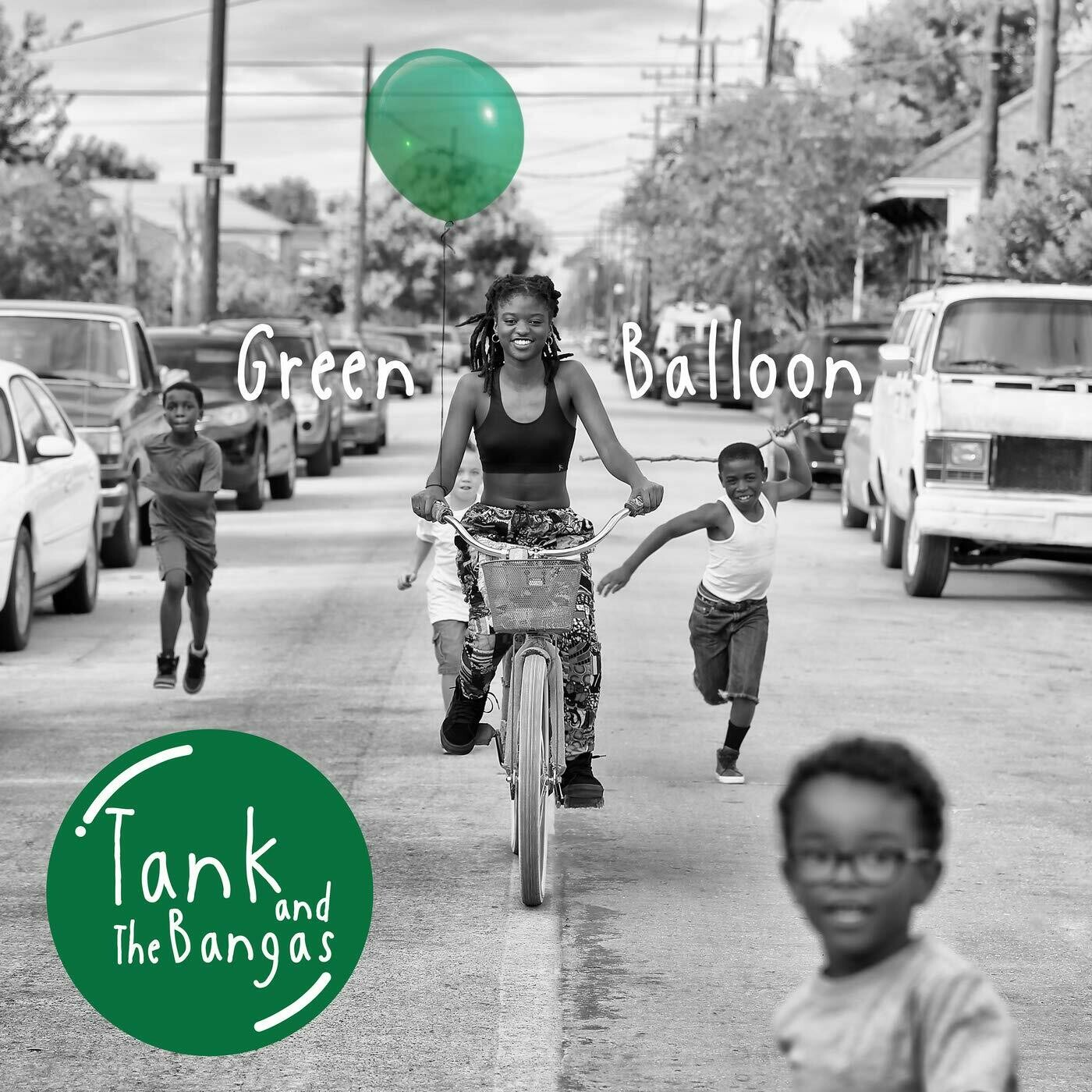"Tank & The Bangas ""Green Balloon"""