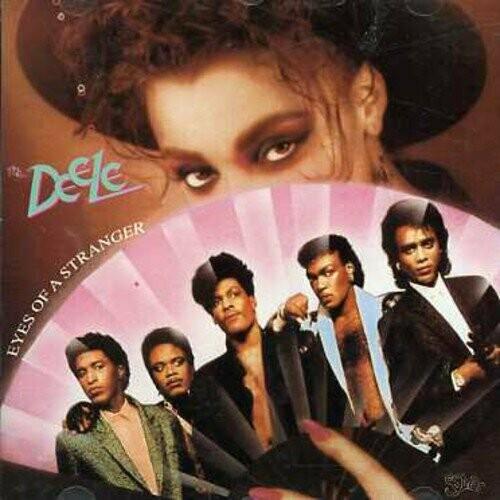 """The Deele """"Eyes Of A Stranger"""" EX+ 1987 *SW/DNAP*"""
