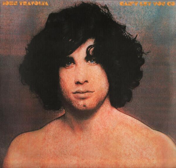 """John Travolta """"Can't Let You Go"""" VG 1977"""