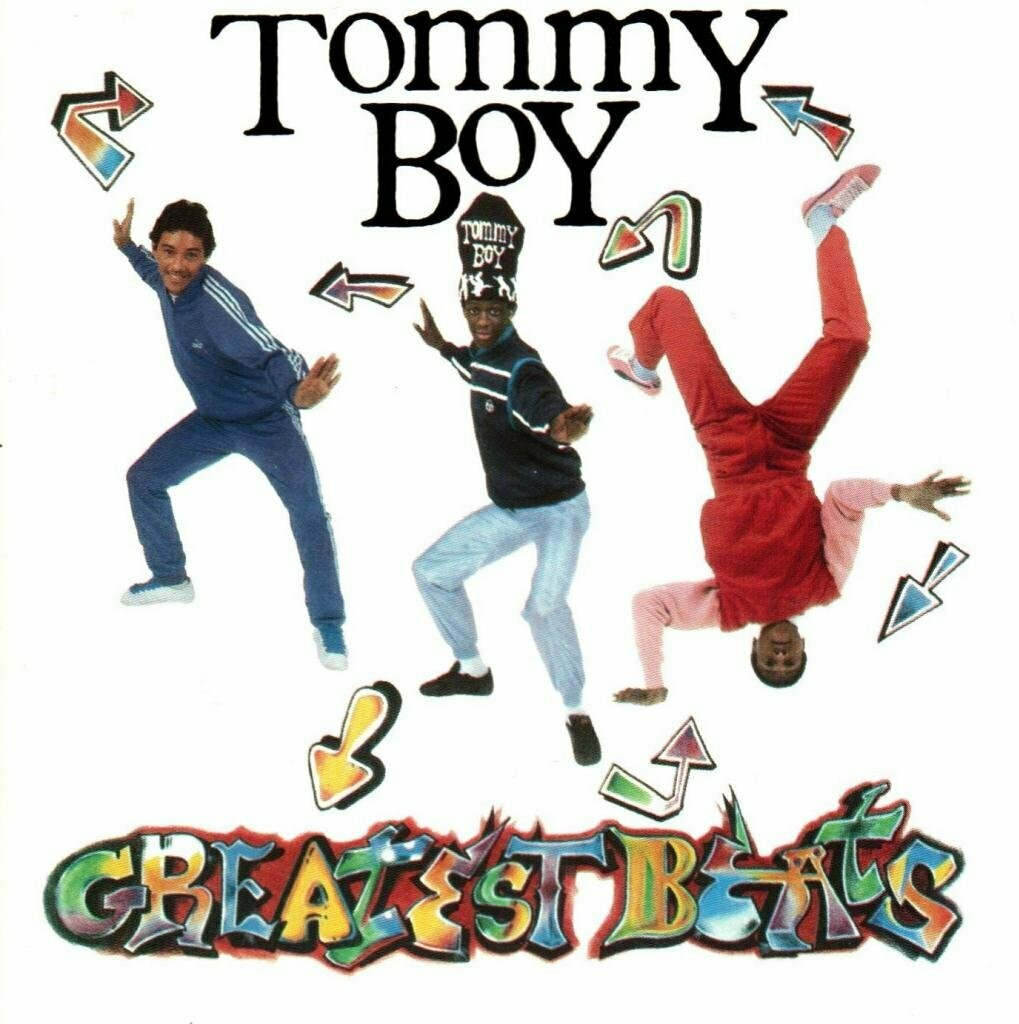 "Various ""Tommy Boy: Greatest Beats"" NM- 1985 {2xLPs!}"